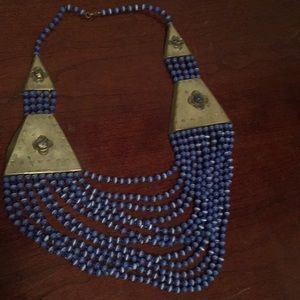 Jewelry - Moroccan statement necklace